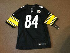 NIKE NFL PITTSBURGH STEELERS LIMITED JERSEY A. BROWN 468935-014 MSRP $150