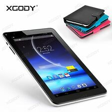 9'' Tablet PC Android Quad Core 8GB Allwinner Webcame Touchscreen WiFi A7 XGODY