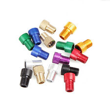 5PC Presta to Schrader Valve Adapter Converter Road Bike Bicycle Cycle Pump Tube