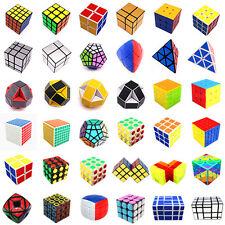 UK Professional Magic Cube Speed Twist Puzzle Classic Brain Game  Toy Gift +