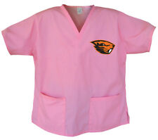 Oregon State Scrubs OSU Beavers Shirts Tops for Women Ladies GREAT FOR RELAXING!
