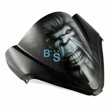 Airbrushed Ape Windscreen Windshield Fit Honda CBR 1000 600 Fairing motorcycle