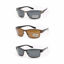 XLoop Polarized Aviator Sunglasses for Men - Casual Shades - Metal/Plastic Frame