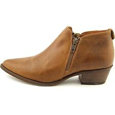 Steve Madden Womens Ajay Leather Closed Toe Ankle Fashion Boots