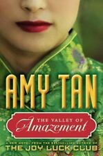 THE VALLEY OF AMAZEMENT - Amy Tan (2013 Hardcover,DJ) 1st Edition Brand New