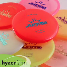 Dynamic Discs LUCID JUNIOR JUDGE *pick a color* Hyzer Farm disc golf MINI putter