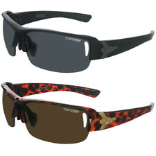 Tifosi Optics Slope Sunglasses with 3 Interchangeable Lenses & Case, NEW