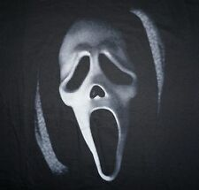 Scream Ghost Face Mask Horror Scary Halloween TV Movie T Shirt Mens S-XXL New