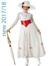 Mary Poppins Jolly Holiday Deluxe Womens Costume