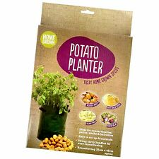 Grow your Own Potato Planter Bag Potatoes Patio Spud Sack Vegetable Tub Pack