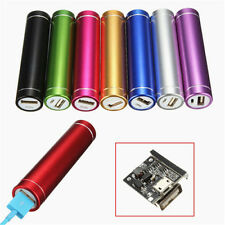 Portable Power Bank 2600mAh External Mobile USB Battery Charger for Cell Phone A