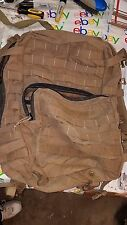 USMC FILBE ASSAULT PACK 3 DAY BACKPACK 20L COYOTE BROWN Fair W/ Defects #12