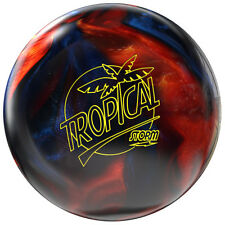 Storm Tropical Storm Blue Orange Bowling Ball NIB 1st Quality