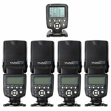 Yongnuo YN-560 IV For Canon Flash speedlite Kit +YN560-TX-C Wireless Controller