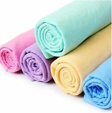 Super Absorbent Quick Drying Towel Synthetic Chamois Bathing Towels for Car Pets