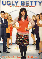 Ugly Betty - The Complete Second Season (Boxse New DVD
