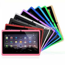 XGODY Chileren Pad 7 inch Android 4.4 Quad Core HD Screen Touch Screen Tablet PC