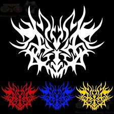 Wildfire VINYL STICKERS DECALS HELMET GAS TANK MOTORCYCLE CAR DECAL 1pcs COLORS
