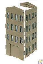 Walthers 933-3287 N Scale Wall Section with Large Door
