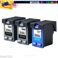 Ink Cartridge HP 21XL HP22XL for Deskjet F2280 F2275 F2179 3910 3940 Printer