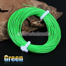 Nylon Weight Forward Fly Line WF4/5/6/7/8F100ft Fly Fishing Line Green