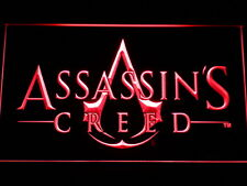 Assassins Creed LED Neon Sign