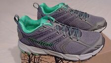 Women's Montrail Caldorado Trail Running Shoes Light Grey/Tropical Ocean NEW