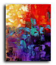 Lg.Canvas and Fine Art Prints Interludes Contemporary Painting Abstract Modern