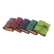 New Classic Retro Vintage Notebook Leather Blank Diary Journal Sketchbook