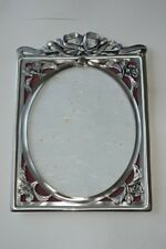 """Seagull Pewter Wedding Picture Frame 8""""X10"""""""