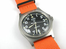 Genuine Army Issue CWC G10 Watch 1990 Fully Working 0552/6645-99 99