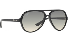 NEW MEN CATS CRYSTAL AUTHENTIC RAY BAN RB4125-1 GRADIENT 100ֵ%UV ITALY MADE