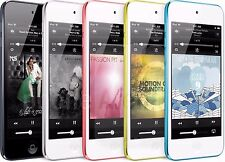 Apple iPod Touch 5th GEN 16GB 32GB 64GB MP3 Player Blue Pink Silver Yellow Red