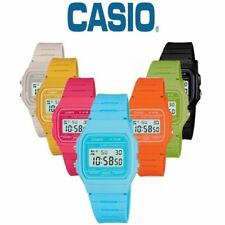 Casio Vintage Watch Retro F-91WC LCD Display Water Resistant for Unisex