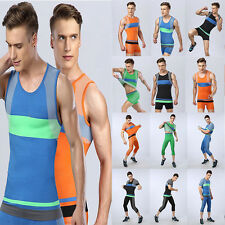 Men COMPRESSION Base Layer Shorts Pant Tight Under Skin Sport Thermal Trousers