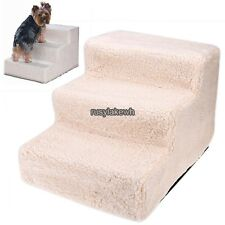 New Pet Stairs Portable 3 Steps Stairs Travel Dog Steps Pet Steps Stairs RLWH01
