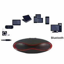 Mini Portable Bluetooth Wireless Speaker Stereo MP3 Player For iPhone Samsung