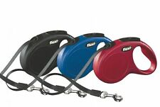Flexi Retractable Dog Leads Tape Cord Vario  New Classic Extending Lead 8-60kg