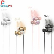 Earphone With Microphone Volume Control Gaming Aluminum Ear Earbuds For Phone iP