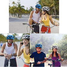 Skating MTB Road Bike Bicycle Protective Helmet With Cycling Light S 55-61CM