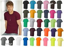 Anvil - Lightweight Fashion Short Sleeve T-Shirt - 980 S-3XL  36 Colors Neons