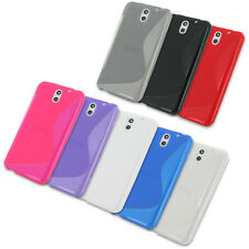 Gel TPU Skin Case Cover for HTC Desire 610