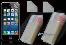 3X Matte Ultra Anti-glare or Clear Screen Film Protector For iPhone 5G 5 M00
