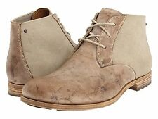 70% OFF ROCKPORT Day To Night Desert Boot Burnished Leather Maracca/Wet Sand$250