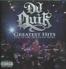 DJ QUIK - GREATEST HITS LIVE AT THE HOUSE OF BLUES [PA] NEW CD