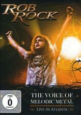ROB ROCK - THE VOICE OF MELODIC METAL: LIVE IN ATLANTA * NEW DVD