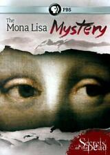 SECRETS OF THE DEAD: THE MONA LISA MYSTERY NEW DVD