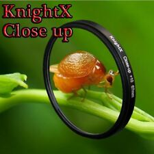 KnightX 52 58 67 mm Macro Close Up lens Filter for Pentax Sony Nikon Canon EOS D