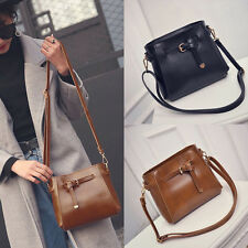 Stylish Women Leather Shoulder Bag Messenger Hobo Satchel Tote Purse Handbag HOT