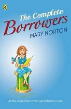 The Complete Borrowers by Mary Norton Paperback Book